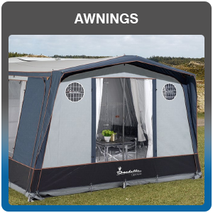 Caravan Awnings for sale at Adventure Leisure Vehicles